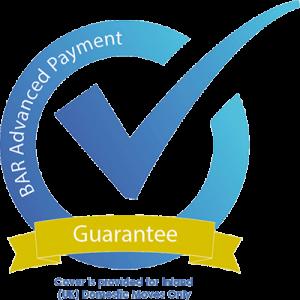 bar advanced payment guarantee logo